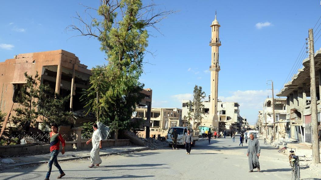 ИГИЛ бьют по всем направлениям: Армия Сирии освободила от боевиков еще 8 населенных пунктов