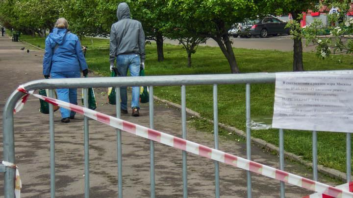 Смертность на пике: Число умерших за сутки москвичей снова выше 70