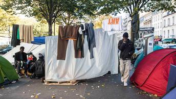Как мигранты раскалывают ЕС