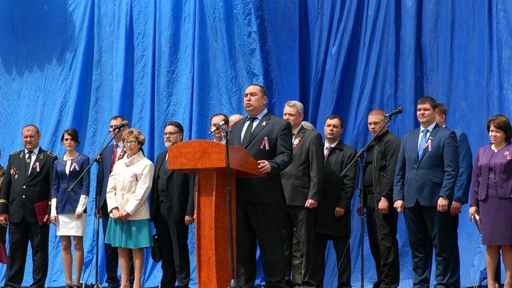 МВД ЛНР: Заявление Плотницкого - украинский фейк