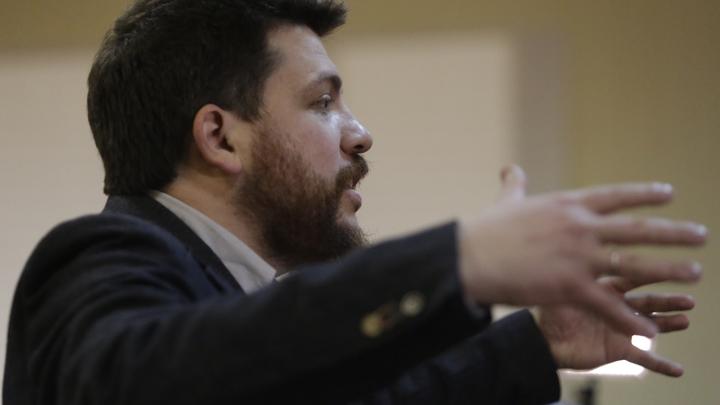 Глава штаба Навального допустил оскорбление следователей