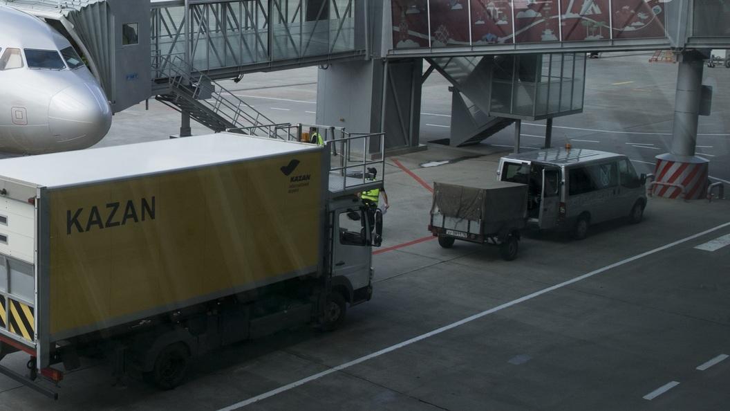 Ваэропорту «Казань» произошел инцидент счастным самолетом