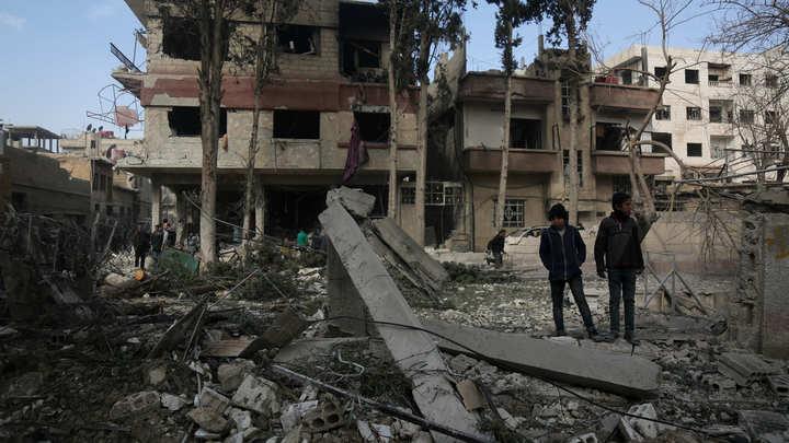 Американский «агент Путина» узнал, почему США так важно свергнуть Асада