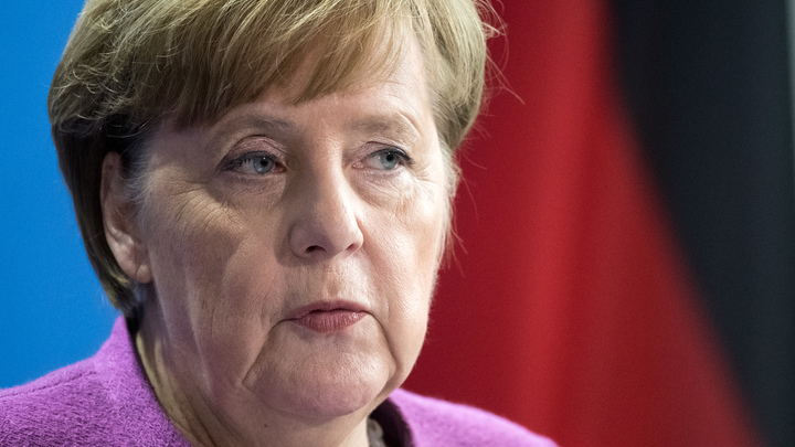 Меркель нашла российские следы в деле Скрипаля
