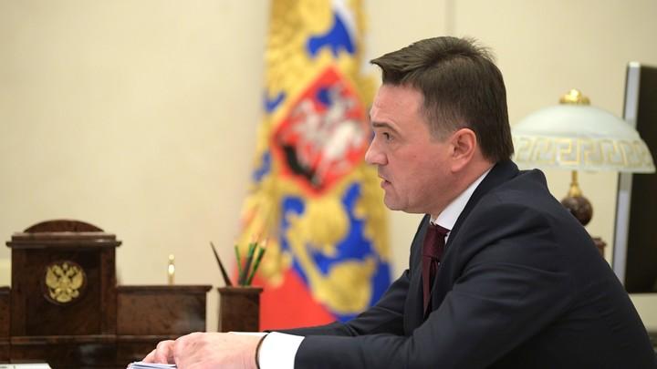Не будем наказывать рублём: Воробьёв пока передумал ужесточать масочный режим. Но временно