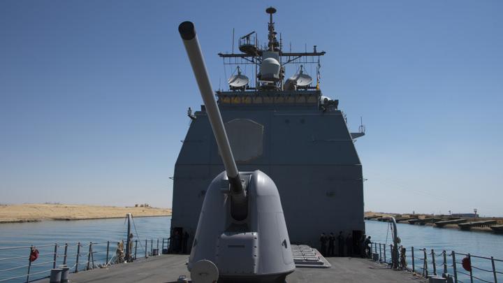 США готовы направить корабли для защиты Украины. Вашингтон следит за русскими с воздуха