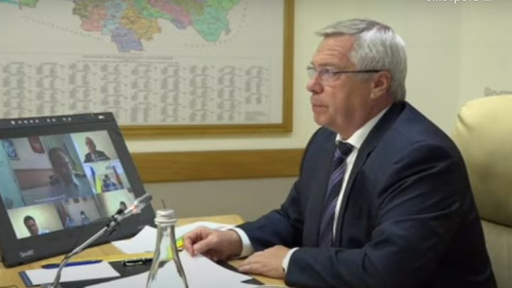 Донской губернатор анонсировал ужесточение антиковидных мер в Ростовской области