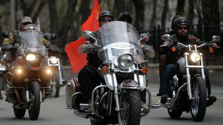 Через Ростов-на-Дону пройдёт колонна байкеров — участников мотомарша Дороги Победы — Дорога домой