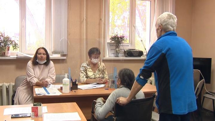 В Нижнем Новгороде проголосовали 30 избирателей без регистрации