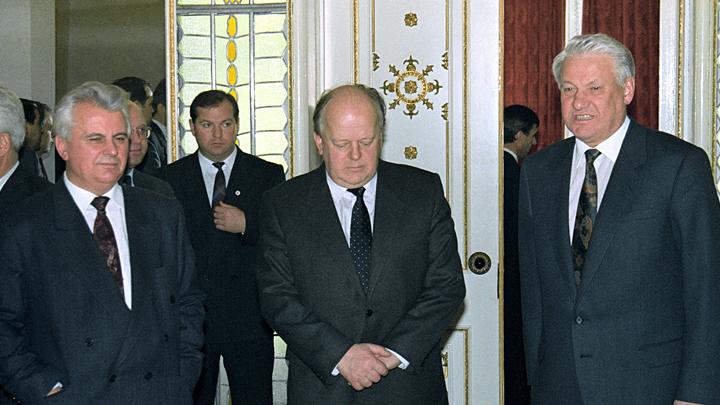 Они просились, но их не взяли: Крым и Донбасс могли стать частью России в 1991 году
