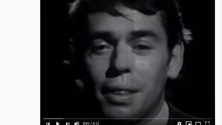 Жак Брель: бельгийский француз, исполнявший народные песни с Галичем и Окуджавой для русских