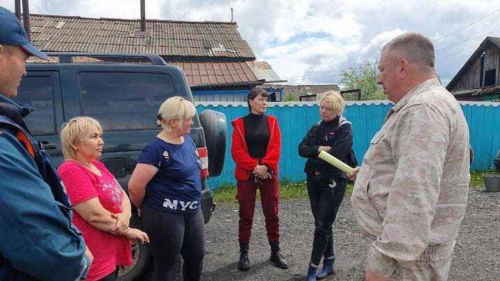 Пострадавшим от паводка забайкальцам разово выплатят по 10 тысяч рублей