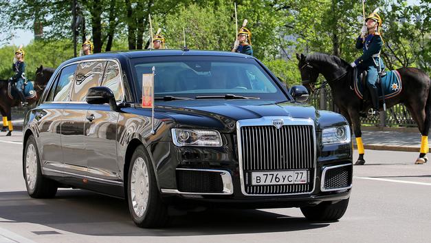 Машина Путина: Круче, чем у Трампа