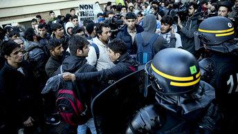 Количества мигрантов достаточно для захвата власти в Европе