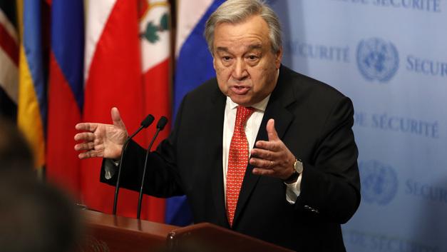Генсек ООН призвал мир стремиться к «справедливой глобализации»