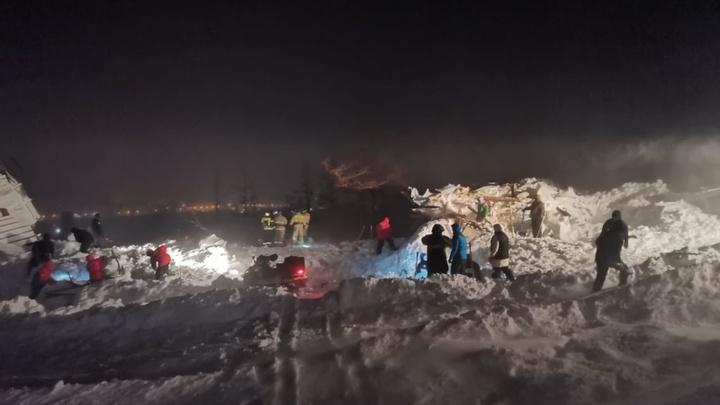 Вице-спикер Заксобрания НСО заявил о невиновности сына в гибели людей из-за лавины в Норильске