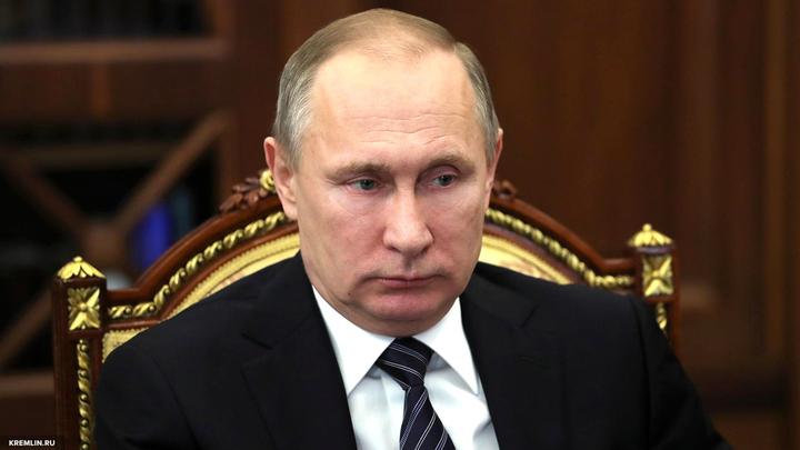 Путин направил телеграмму Роухани с соболезнованиями