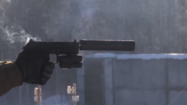 Секреты Удава. Разработчик об уникальном пистолете, способном пробивать бронежилеты