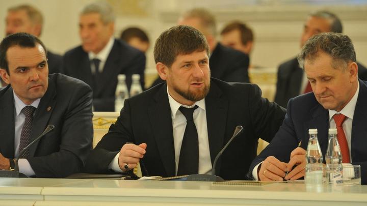 Кадыров сравнил Прибалтику с тявкающей дворняжкой США, которую пинком вскоре выгонят со двора