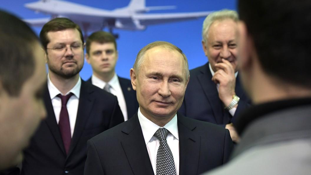 Путин предрек скорую стабилизацию ситуации вокруг Крыма
