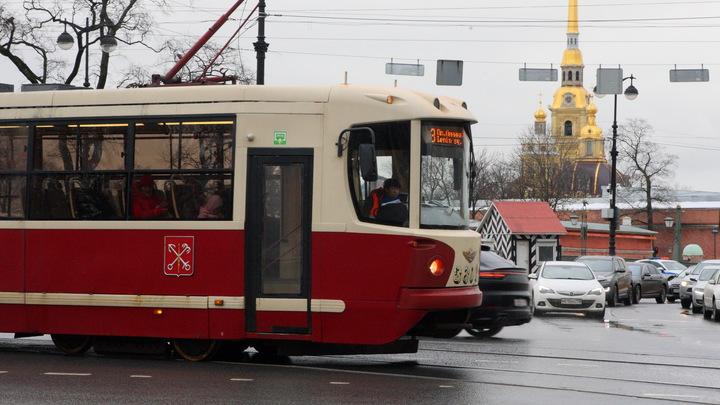 В Новосибирске запустят два новых трамвая из Белоруссии