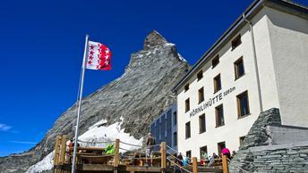 Швейцарские курорты соединили самым длинным висячим мостом