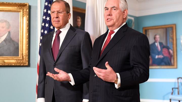 Лавров и Тиллерсон проведут закрытую встречу на саммите G20