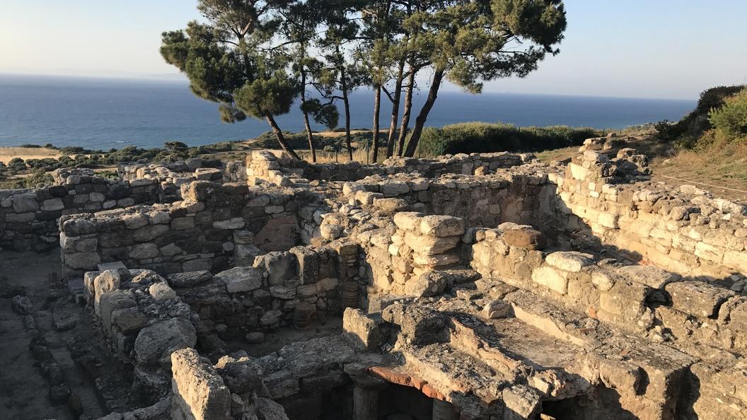 Два подземных толчка зафиксированы у греческого острова Кос