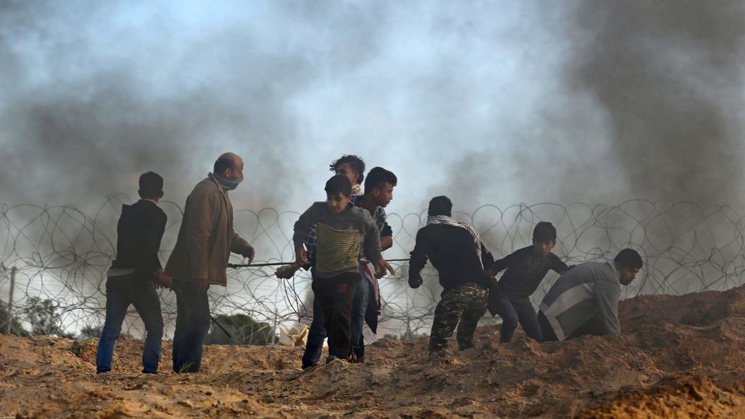 Медики бьют тревогу из-за сотен раненых при столкновениях на Западном берегу Иордана