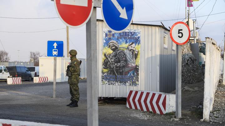 Пограничники под Харьковом задержали подозрительного нарушителя границы