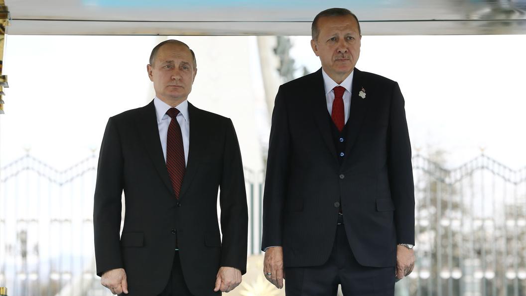 Путин: Увеличение товарооборота России и Турции на 40% еще не предел