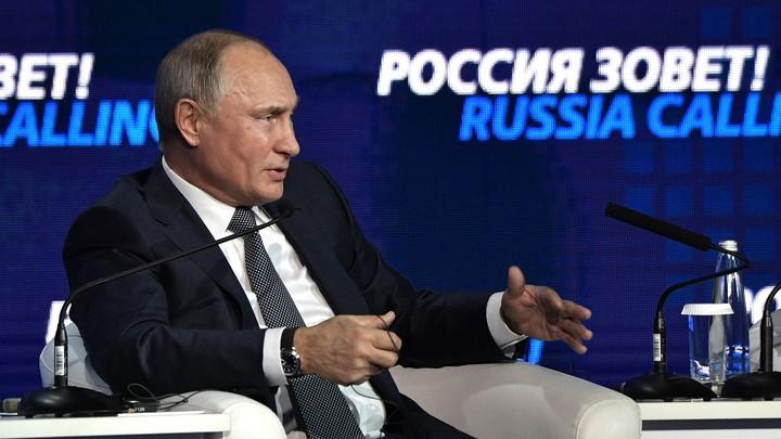 «Сбалансированная и справедливая»: Путин о стоимости нефти в $60 за баррель