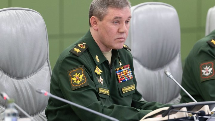 Герасимов обсудил ДРСМД с Пентагоном