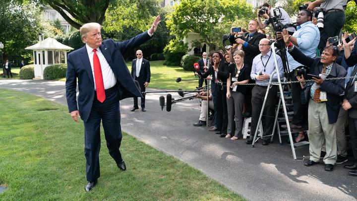 Это было бы здорово: Трамп дал совет России по нефти и отказался обсуждать сокращение добычи