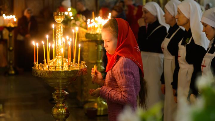 На Пасхе они проверили...: Борцам с храмами напомнили о людском гневе