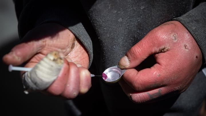 Магазинов наркотиков в Новосибирской области за 5 лет стало больше в 200 раз
