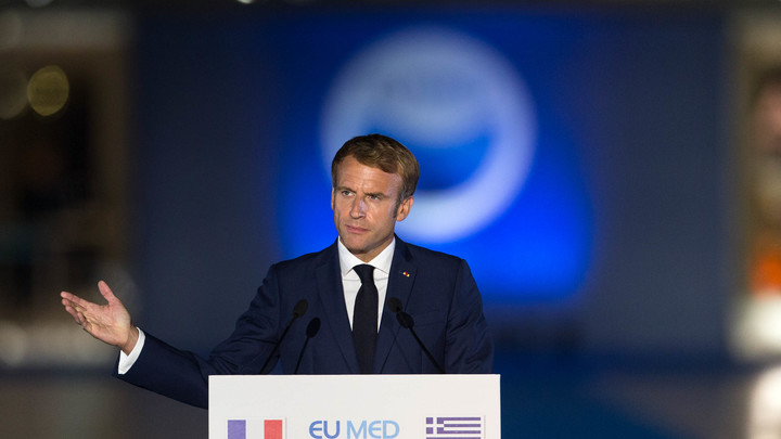 Сюрприз для Франции: Журналисты Telegraph назвали место сговора о новом НАТО