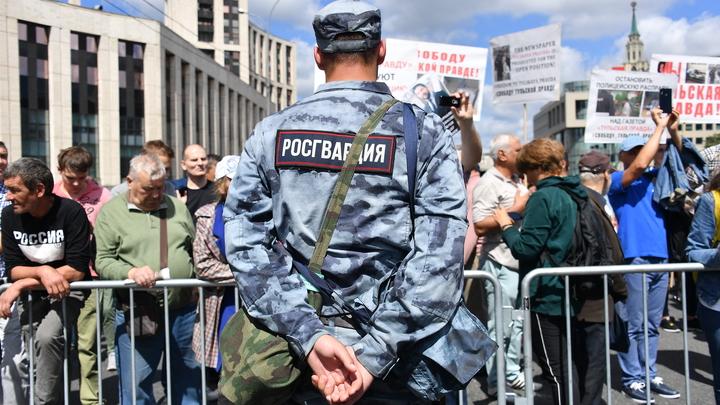 Согласен: Росгвардеец, на которого напал Устинов, впервые сказал свое слово