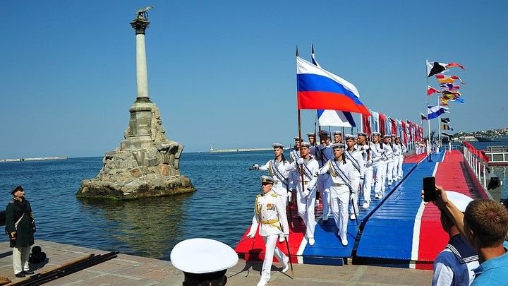 Белорусы считают непризнание Крыма элементом гибридной войны