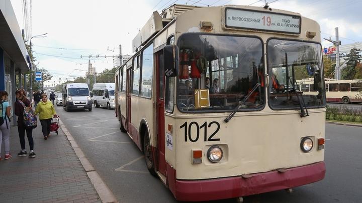 В Челябинске подорожал проезд в троллейбусах