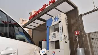 Япония осовременит бензозаправки