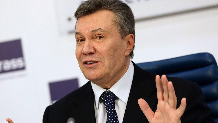 Бесславное возвращение сбитого лётчика: Что сказал Янукович