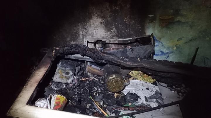 В Нижнем Новгороде пожарные спасли 12 человек из многоэтажки