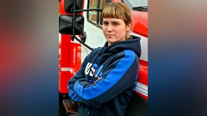 Спортсменка из Новокузнецка спасла из горящего сарая ребенка