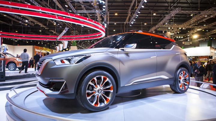Nissan начал серийное производство нового кроссовера