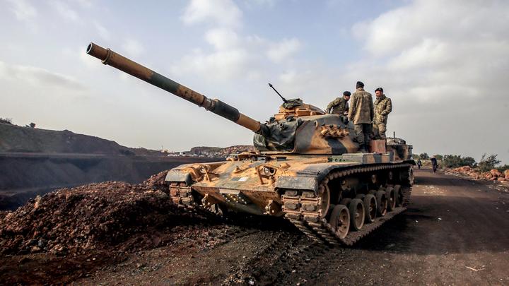 Турция решила сделать танк: Простой, зато свой