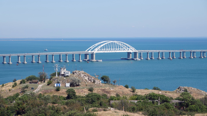 Рано или поздно его не станет: Вскрывший обрушение на Крымском мосту предрёк неминуемую катастрофу