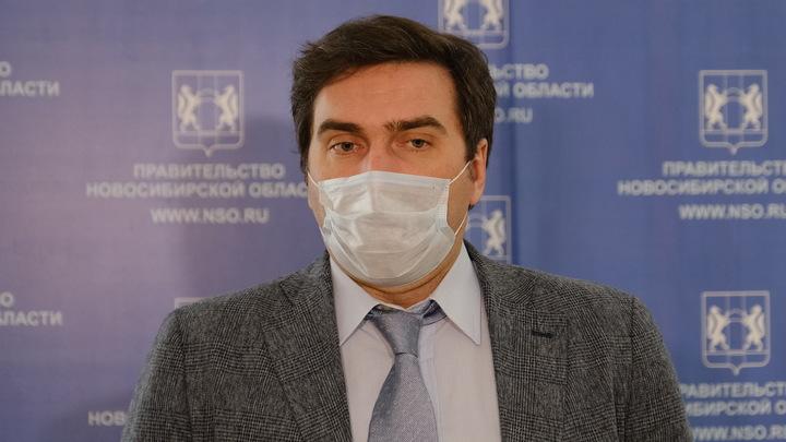 В Новосибирской области ликвидировали дефицит коек для ковидных пациентов