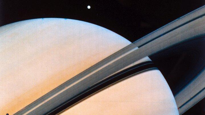 Вспыхнул и испарился: NASA опубликовало видео последних мгновений жизни Cassini