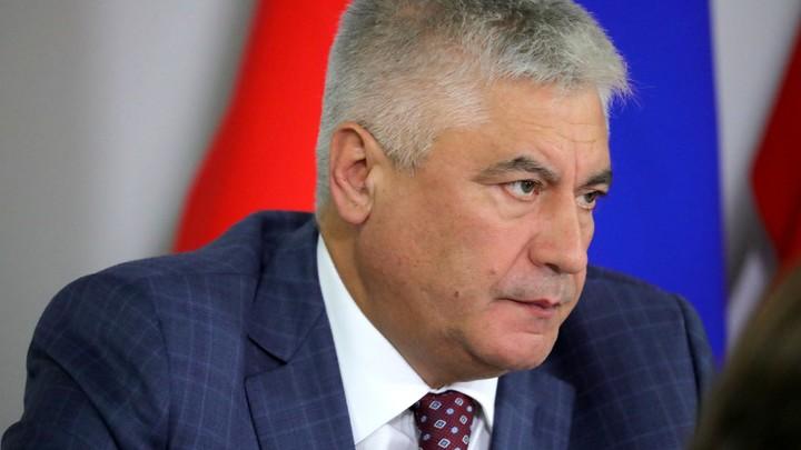 Глава МВД: На севере Москвы предотвращён теракт с использованием КамАЗа